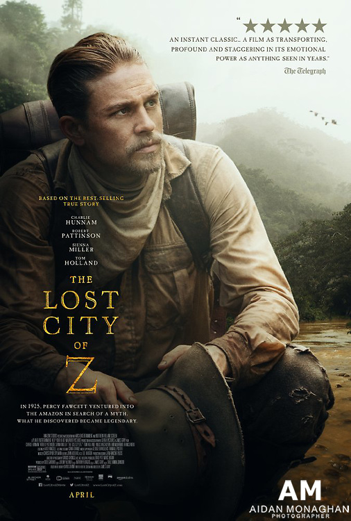 """he Lost City of Z tells the incredible true story of British explorer Percy Fawcett, who journeys into the Amazon at the dawn of the 20th century and discovers evidence of a previously unknown, advanced civilization that may have once inhabited the region. Despite being ridiculed by the scientific establishment who regard indigenous populations as """"savages,"""" the determined Fawcett - supported by his devoted wife, son and aide de camp returns time and again to his beloved jungle in an attempt to prove his case, culminating in his mysterious disappearance in 1925."""