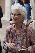 JOAN JONAS, .ARTIST REPRESENTING U.S. , Venice Biennale, Venice. 6 May 2015