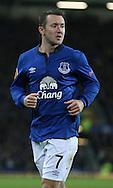 Aidan McGeady of Everton - UEFA Europa League - Everton vs  Lille - Goodison Park Stadium - Liverpool - England - 6th November 2014 - Pic Simon Bellis/Sportimage