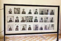 Photos Of Prisoners Tuol Sleng Genocide Museum