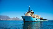 201402 Maersk Attender Angolan Cadet Tour