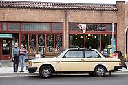 Den hippaste Volvon i Portland är en 240