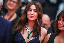 """Monica Bellucci attend the screening of """"Les Plus Belles Annees D'Une Vie"""" during the 72nd annual Cannes Film Festival on May 18, 2019 in Cannes, Franc Photo by Shootpix/ABACAPRESS.COM"""