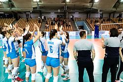 during volleyball match between Slovenia and Austria in CEV Volleyball European Silver League 2021, on 6 of June, 2021 in Dvorana Ljudski Vrt, Maribor, Slovenia. Photo by Blaž Weindorfer / Sportida