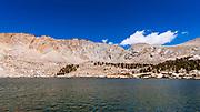Cottonwood Lake #5 under Mount Langley, John Muir Wilderness, California USA