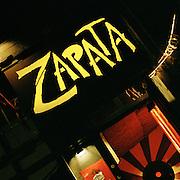 Cafe Zapata, Oranienburger Strasse, Berlin, Germany