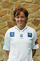 Fotball<br /> Toppserien kvinner 2005<br /> Foto: Digitalsport<br /> <br /> Dorte Dalum Jensen - Asker