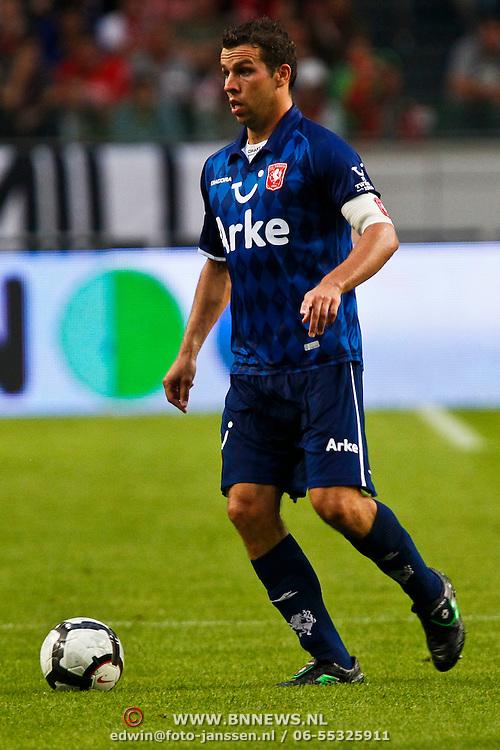 NLD/Amsterdam/20100731 - Wedstrijd om de JC schaal 2010 tussen Ajax - FC Twente, Peter Wisgerhof