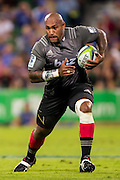 Nemani Nadolo of the BNZ Crusaders in action during the Canterbury Crusaders v the Western Force Super Rugby Match. Nib Stadium, Perth, Western Australia, 8th April 2016. Copyright Image: Daniel Carson / www.photosport.nz