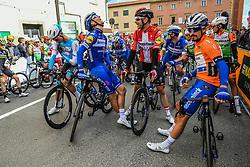 March 15, 2019 - Pomarance, Pisa, Italia - Foto Gian Mattia D'Alberto / LaPresse.15/03/2019 Pomarance (Italia) .Sport Ciclismo.Tirreno-Adriatico 2019 - edizione 54 - da Pomarance a Foligno  (226 km) .Nella foto:Julian Alaphilippe FRA..Photo Gian Mattia D'Alberto / LaPresse .March 15, 2018 Pomarance (Italy).Sport Cycling.Tirreno-Adriatico 2019 - edition 54 - Pomarance to Foligno (140 miglia) .In the pic:Julian Alaphilippe FRA (Credit Image: © Gian Mattia D'Alberto/Lapresse via ZUMA Press)