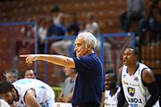 DESCRIZIONE : Cremona Lega A 2015-2016 Vanoli Cremona Obiettivo Lavoro Virtus Bologna Amichevole precampionato<br /> GIOCATORE : Cesare Pancotto Coach<br /> SQUADRA : Vanoli Cremona<br /> EVENTO : Campionato Lega A 2014-2015 Precampionato<br /> GARA : Vanoli Cremona Obiettivo Lavoro Virtus Bologna<br /> DATA : 16/09/2015<br /> CATEGORIA : Coach Time Out <br /> SPORT : Pallacanestro<br /> AUTORE : Agenzia Ciamillo-Castoria/F.Zovadelli<br /> GALLERIA : Lega Basket A 2015-2016<br /> FOTONOTIZIA : Cremona Campionato Italiano Lega A 2015-16 Vanoli Cremona  Obiettivo Lavoro Virtus Bologna Amichevole Precampionato<br /> PREDEFINITA : <br /> F Zovadelli/Ciamillo