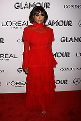 Kat Graham at the 2018 Glamour Women Of the Year Awards: Women Rise at Spring Studios in New York City.