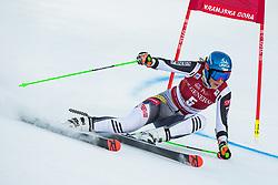 Petra Vlhova (SVK) during the Ladies' Giant Slalom at 57th Golden Fox event at Audi FIS Ski World Cup 2020/21, on January 16, 2021 in Podkoren, Kranjska Gora, Slovenia. Photo by Vid Ponikvar