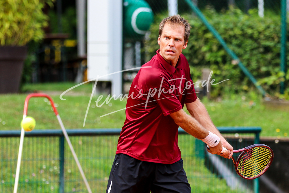 Andreas STRAUCHMANN (TVBB), Grosse Walter Rosenthal Spiele 40+, Berlin, 26.08.2017, Foto: Claudio Gärtner