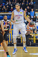 Blake Schilb - 23.01.2015 - Paris Levallois / Dijon - 18eme journee de Pro A<br /> Photo : Anthony Dibon / Icon Sport