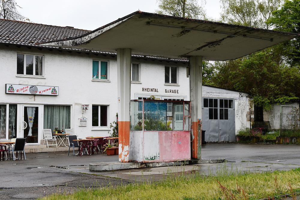 01.05.2016; Rheinheim; Tankstelle an der Dangstetter Strasse<br /> (Steffen Schmidt)