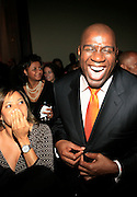 """Magic Johnson at The Ludacris Foundation 5th Annual Benefit Dinner & Casino Night sponsored by Alize, held at The Foundry at Puritan Mill in Atlanta, Ga on May 15, 2008.. Chris """"Ludacris"""" Bridges, William Engram and Chaka Zulu were the inspiration for the development of The Ludacris Foundation (TLF). The foundation is based on the principles Ludacris learned at an early age: self-esteem, spirituality, communication, education, leadership, goal setting, physical activity and community service. Officially established in December of 2001, The Ludacris Foundation was created to make a difference in the lives of youth. These men have illustrated their deep-rooted tradition of community service, which has broadened with their celebrity status. The Ludacris Foundation is committed to helping youth help themselves."""