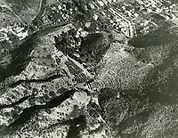 1921 Aerial of the Hollywood Bowl