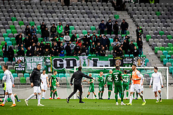 during football match between NK Olimpija Ljubljana and NK Rudar Velenje in 25rd Round of Prva liga Telekom Slovenije 2018/19, on April 7th, 2019 in Stadium Stozice, Slovenia Photo by Matic Ritonja / Sportida