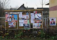 21.11.2010  n / z  lokal wyborczy we wsi Ryboly   fot Michal Kosc / AGENCJA WSCHOD