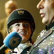 NLD/Amsterdam/20190125- Jumping Amsterdam 2019, Britt Dekker en Gerard Joling