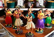 Hula girl dolls, Hawaii