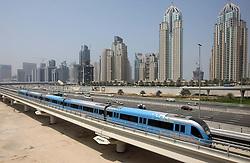 Dubai Metro Photo by: Stephen Lock/i-Images