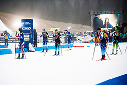 Ladies team sprint race at FIS Cross Country World Cup Planica 2019, on December 22, 2019 at Planica, Slovenia. Photo By Peter Podobnik / Sportida