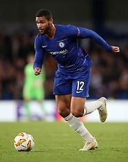 Chelsea v FC BATE Borisov -  - 25 Oct 2018