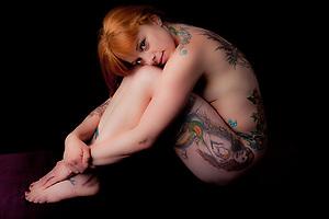 Glenny, Tattoo + You, A Photo Story of Body Ink
