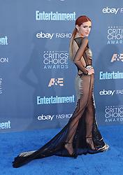 Bella Thorne, The 22nd Annual Critics Choice Awards at Barker Hangar (Santa Monica, CA.)