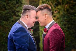 Barry & Louie Wedding at Eynsham Hall