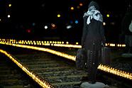 Akcja Światło Pamięci w Muzeum Pamięci Sybiru