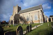 Church of Saint Bartholomew, Orford, Suffolk, England