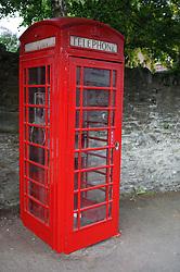 Telephone box,
