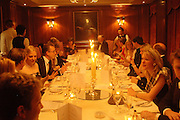 Sir Ian  Lowson's  party. The  Royal Caledonian Ball in aid of The Royal Caledonian Ball Trust held at The Grosvenor House Hotel, Park Lane, London W1.  28  April 2005. ONE TIME USE ONLY - DO NOT ARCHIVE  © Copyright Photograph by Dafydd Jones 66 Stockwell Park Rd. London SW9 0DA Tel 020 7733 0108 www.dafjones.com