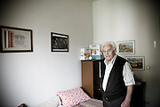 """Marchesi Gastone. Partisan name """"Tano"""". Born in 1922. In the June of the 1944 he joined the partisan rebellion forces that was fighting again the fascist and the nazist. He was assigned to the 75th Brigate and he fought in the Valle Elvo."""