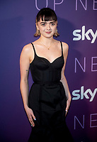 Maisie Williams at the The Sky Up Next Event ,The Tate Modern In London 12 fwb 2020 photos by Brian Joesan