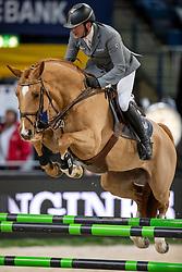 WEISHAUPT Philipp (GER), Che Fantastica<br /> Stuttgart - German Masters 2018<br /> Int. 2-Phasen-Springen<br /> CSI5*-W Qualifikation<br /> 15. November 2018<br /> © www.sportfotos-lafrentz.de/Stefan Lafrentz