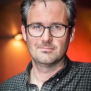NLD/Amsterdam/20161013 - Perspresentatie Omroep Max, Guy Clemens