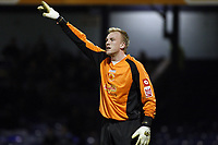 Coca-Cola League One - Southend United vs. Crewe Alexandra<br /> Crewe Alexandra goalkeeper John Ruddy currently on loan from Everton.<br /> 17/02/2009<br /> Credit: Colorsport / Kieran Galvin