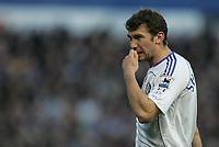 Photo: Lee Earle.<br /> Portsmouth v Chelsea. The Barclays Premiership. 03/03/2007.Chelsea's Andriy Shevchenko.