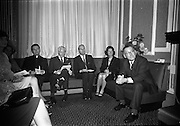 15/11/1966<br /> 11/15/1966<br /> 15 November 1966<br /> Unveiling of Commemorative Plaque for 53 anniversary of the decision to form the Irish Volunteers at Wynn's Hotel, Dublin.