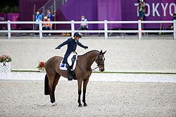 Rose Shane, AUS, Virgil, 203<br /> Olympic Games Tokyo 2021<br /> © Hippo Foto - Dirk Caremans<br /> 30/07/2021