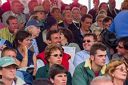 Hens Jef, Van Dijck Marc, BEL<br /> CHIO Aachen 2001<br /> © Hippo Foto - Dirk Caremans<br /> 15/06/2001