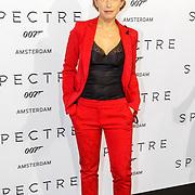 NLD/Amsterdam/20151028 - Premiere James Bondfilm Spectre, Sarah Chronis