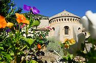 France, Languedoc Roussillon, Hérault (34), Saint-Guilhem-le-Désert, église de Gellone, 11eme siècle, patrimoine Unesco