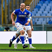 Roma 13/03/2021, Stadio Olimpico<br /> Guinness Six Nations 2021<br /> Italia vs Galles<br /> <br /> Marco Lazzaroni