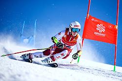 Lisa Grill (AUT) during giant slalom race at FIS European Cup Krvavec 2021, February 2, 2021 in Krvavec, Cerklje na Gorenjskem, Slovenia. Photo by Matic Klansek Velej / Sportida