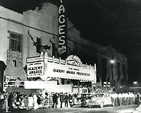 1950 Academy Awards at The Pantages Theater